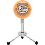 Blue Microphones SnowBall Orange pas cher