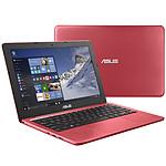 ASUS EeeBook E202SA-FD0017T Rouge pas cher