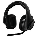 Logitech G533 Prodigy Wireless Gaming Headset pas cher