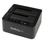 StarTech.com Duplicateur autonome de disques durs (USB 3.0/eSATA) pas cher