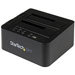 """StarTech.com Station d'accueil USB 3.1 (10 Gb/s) pour disque dur SATA de 2,5"""" / 3,5"""" pas cher"""