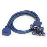 StarTech.com USB3SPNLAFHD pas cher