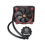 Thermaltake Water 3.0 Riing Red 140 pas cher