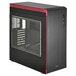 Lian Li PC-J60WRX (noir/rouge) pas cher