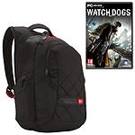 Case Logic DLBP-116 + Watch_Dogs (PC) OFFERT ! pas cher