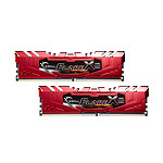 G.Skill Flare X Series Rouge 32 Go (2x 16 Go) DDR4 2400 MHz CL15 pas cher