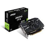 MSI GeForce GTX 1070 AERO ITX 8G OC pas cher