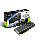ASUS GeForce GTX 1080 Ti 11 GB TURBO-GTX1080TI-11G pas cher