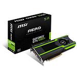 MSI GeForce GTX 1080 Ti AERO 11G OC pas cher