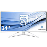 "Philips 34"" LED - 349X7FJEW pas cher"