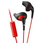 JVC HA-ENR15 Noir/Rouge pas cher