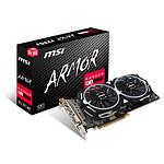 MSI Radeon RX 580 ARMOR 8G OC pas cher
