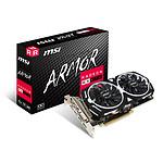 MSI Radeon RX 570 ARMOR 4G OC pas cher