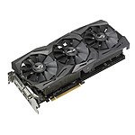 ASUS ROG STRIX AMD Radeon RX 580 TOP edition 8Go pas cher