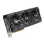ASUS ROG STRIX AMD Radeon RX 580 8 Go OC Edition pas cher