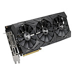 ASUS ROG STRIX AMD Radeon RX 580 8 Go Gaming pas cher