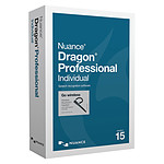 Nuance Dragon Professional Individual 15 Wireless pas cher