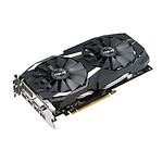ASUS ROG STRIX AMD Radeon RX 580 TOP edition 4Go pas cher