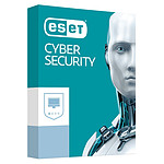 ESET Cyber Security MAC - 1 an 1 poste pas cher
