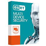 ESET Multi-Device Security 2017 - 1 an 5 postes pas cher