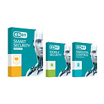 ESET Smart Security Premium 2017 + Mobile Security + Parental Control (1 an 1 poste) pas cher