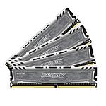 Ballistix Sport LT 64 Go (4 x 16 Go) DDR4 2666 MHz CL16 pas cher