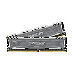 Ballistix Sport LT 32 Go (2 x 16 Go) DDR4 2666 MHz CL16 pas cher