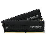 Ballistix Elite 16 Go (2 x 8 Go) DDR4 3466 MHz CL16 pas cher