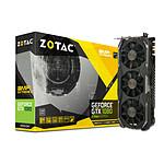 ZOTAC GeForce GTX 1080 AMP Extreme + pas cher