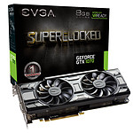 EVGA GeForce GTX 1070 SC GAMING Black Edition pas cher