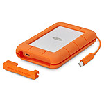 LaCie Rugged Thunderbolt USB-C 4 To pas cher