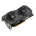 ASUS ROG STRIX AMD Radeon RX 570 4G Gaming pas cher