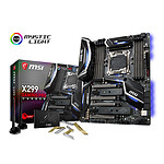 MSI X299 GAMING PRO CARBON AC pas cher
