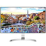 "LG 27"" LED 27MP89HM-S pas cher"