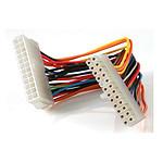 StarTech.com Câble / Rallonge d'alimentation ATX 24 broches (20 cm) pas cher