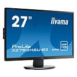 "iiyama 27"" LED - ProLite X2783HSU-B3 pas cher"