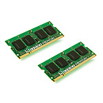 Kingston ValueRAM SO-DIMM 8 Go (2 x 4 Go) DDR3L 1600 MHz CL11 pas cher