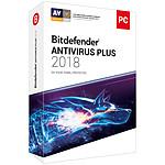 Bitdefender Antivirus Plus 2018 - 1 An 1 Poste pas cher