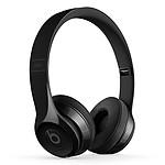 Beats Solo 3 Wireless Noir Brillant pas cher