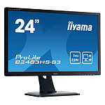"iiyama 24"" LED - ProLite B2483HS-B3 pas cher"