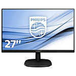 "Philips 27"" LED - 273V7QJAB/00 pas cher"