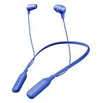 JVC HA-FX39BT-A Bleu pas cher