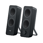 Logitech Multimedia Speakers Z207 Noir pas cher