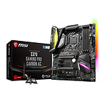 MSI Z370 GAMING PRO CARBON AC pas cher