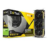 ZOTAC GeForce GTX 1070 Ti AMP! Extreme pas cher