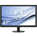 "Philips 27"" LED - 273V5LHSB pas cher"
