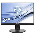 "Philips 24"" LED - 241B7QPJEB pas cher"