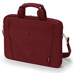 "Dicota Slim Case Base 13-14.1"" (rouge) pas cher"