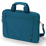 "Dicota Slim Case Base 13-14.1"" (bleu) pas cher"