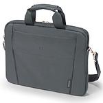 "Dicota Slim Case Base 15-15.6"" (gris) pas cher"